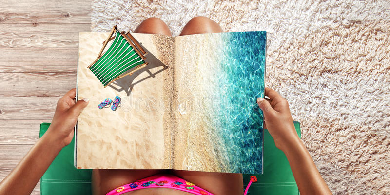 Vacation and Travel. royalty free stock image