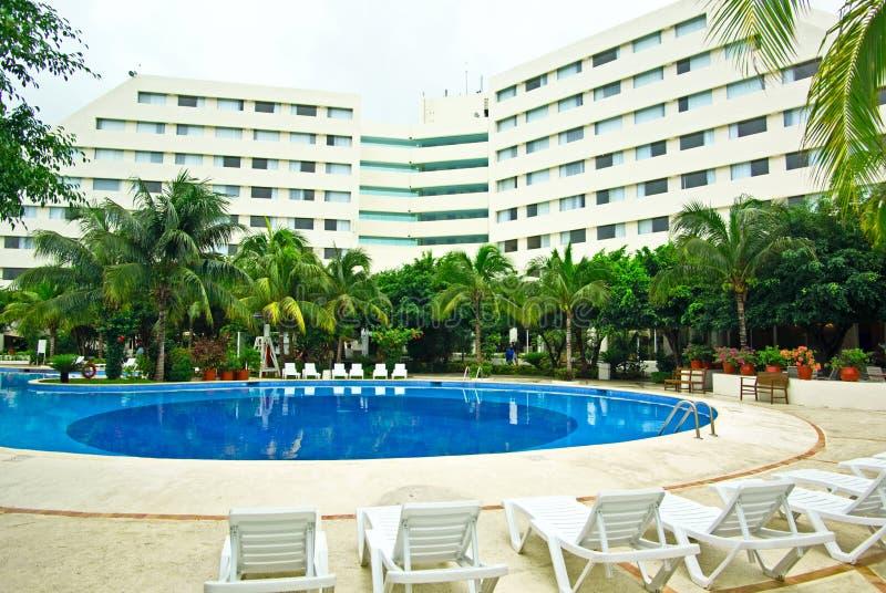 Vacations resort royalty free stock photos