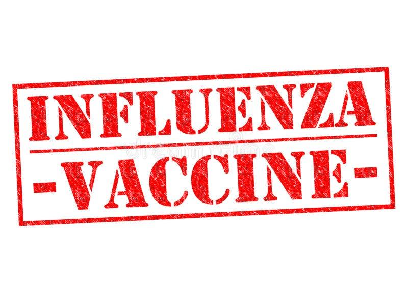 Vaccin de grippe illustration libre de droits