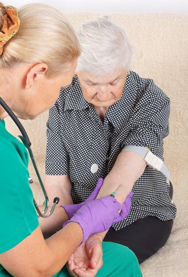 vaccination foto de stock