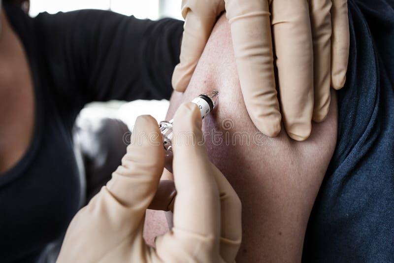 Vaccination stock photos