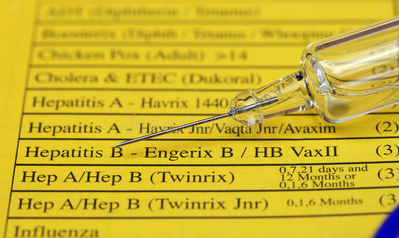 Download Vaccination checklist stock photo. Image of cold, virus - 4181914