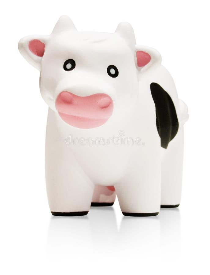 Vache à détente images stock