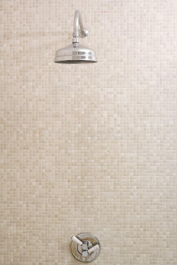 Vacie la ducha imagen de archivo