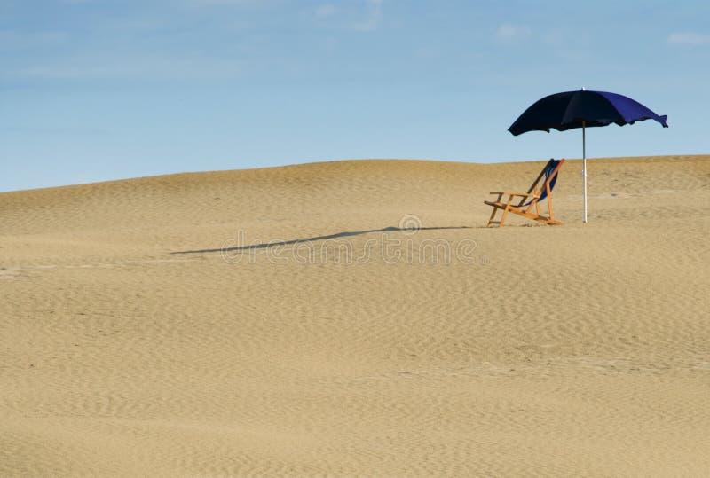 Vacie la playa imagen de archivo libre de regalías