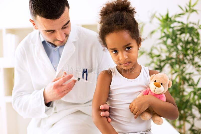 Vacina a impedir fotos de stock