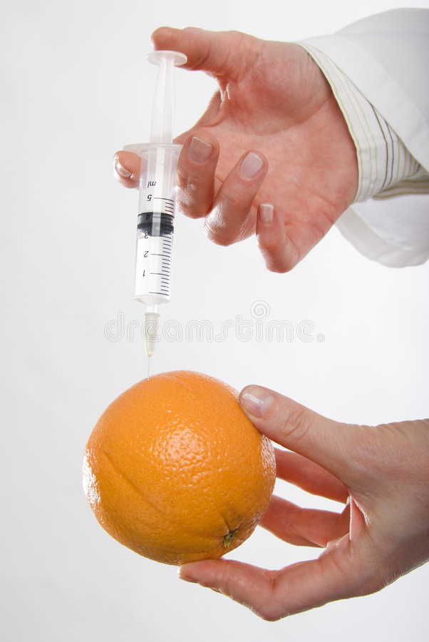 Vacuna foto de archivo libre de regalías