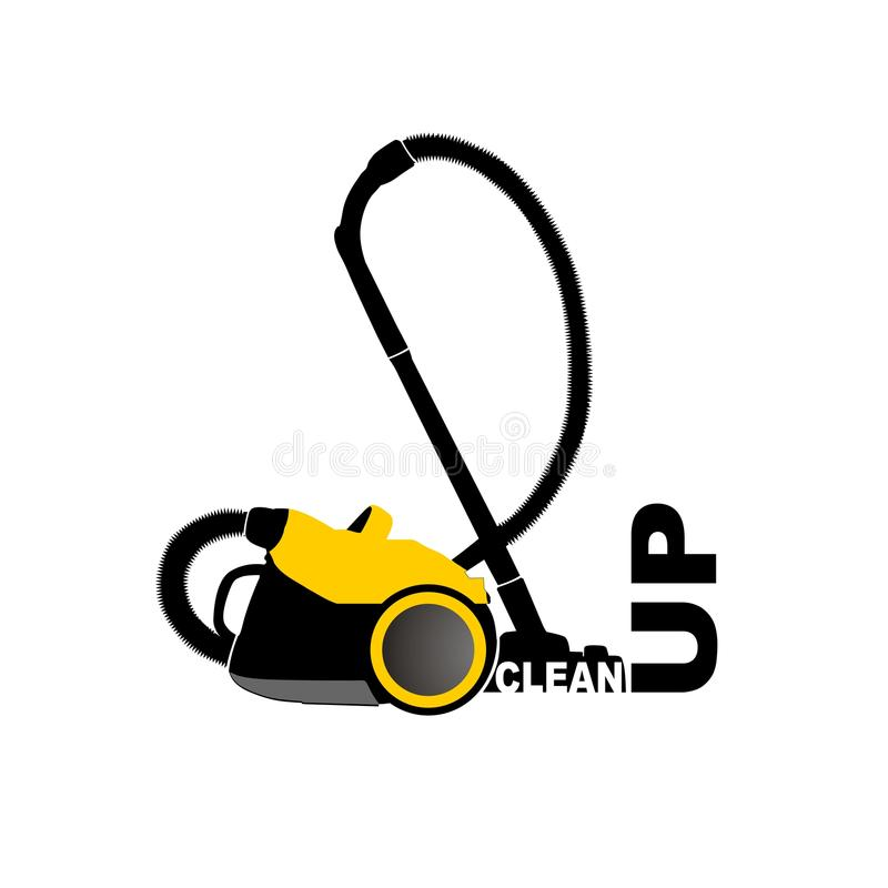 Download Vacuum cleaner stock vector. Illustration of tidy, professional - 13591743