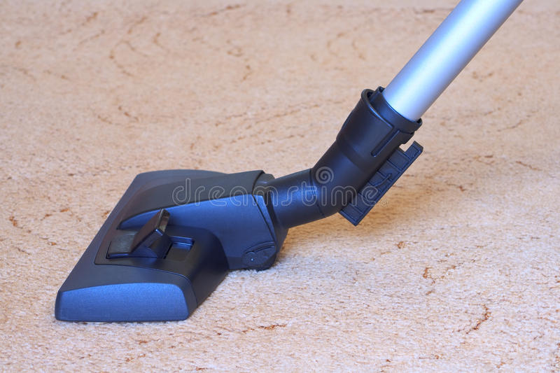 Vacuum cleaner stock images