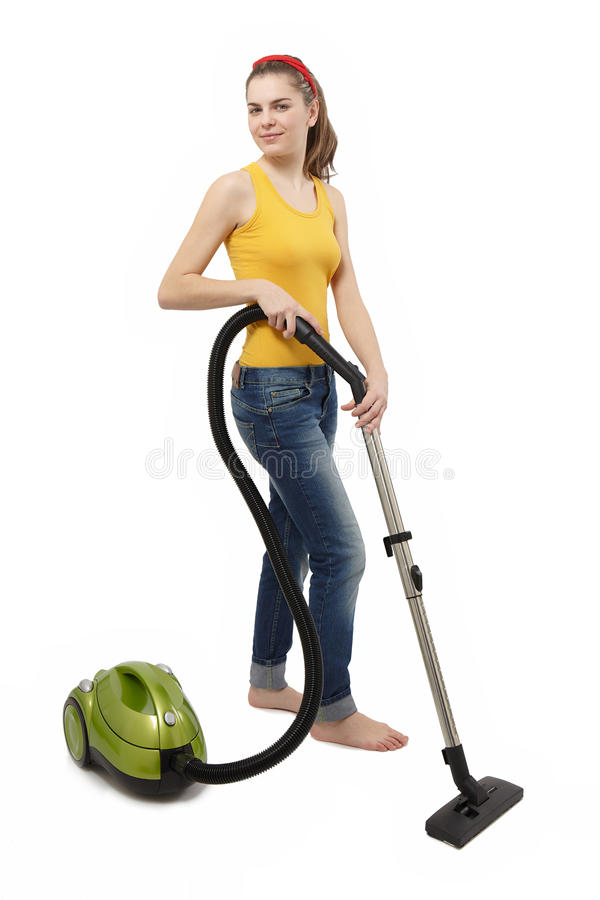 Download Vacuum Cleaner Royalty Free Stock Photo - Image: 17934215