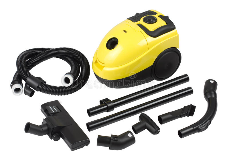Download Vacuum cleaner 2 stock photo. Image of tube, cable, machine - 23734246