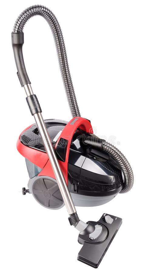 Vacuum cleaner isolated stock photography