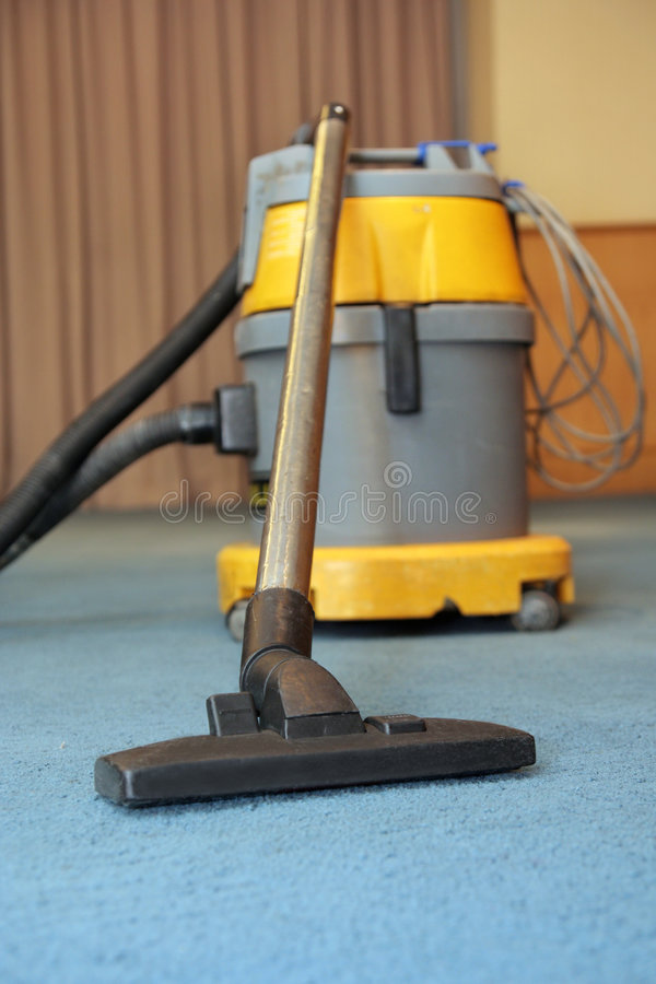 Download Vacuum machine on carpet stock photo. Image of house, utensil - 7996734