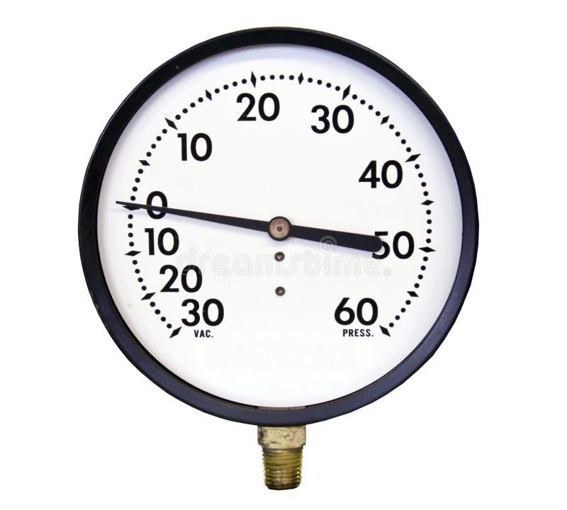 Download Vacuum Pressure Gauge Stock Photography - Image: 22343262