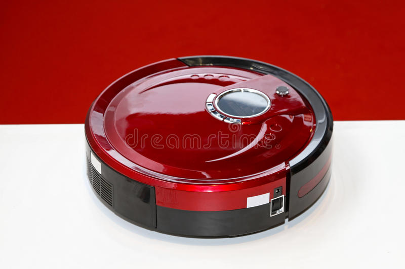 Download Vacuum robot stock image. Image of object, robotic, automated - 26781607