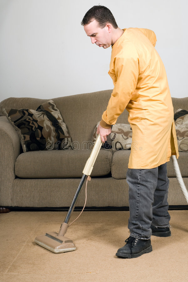 Download Vacuuming Royalty Free Stock Image - Image: 8857056