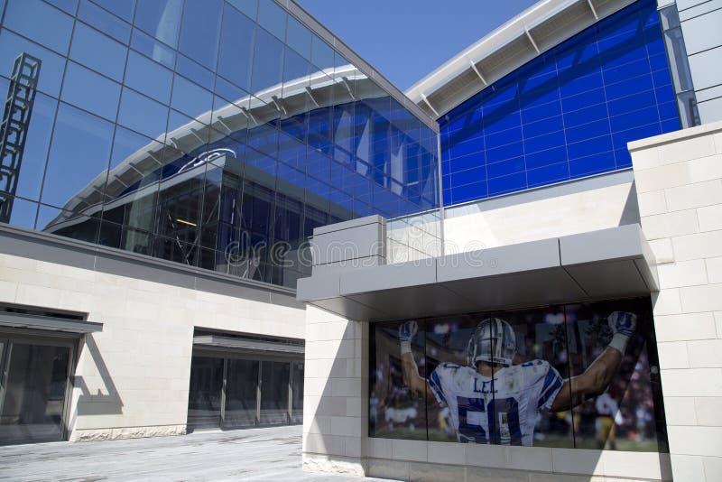 Vadee el centro en la ciudad Frisco TX LOS E.E.U.U. imagenes de archivo