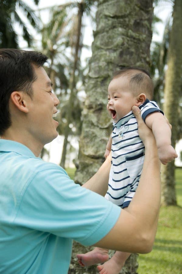 Vaderschap stock afbeeldingen