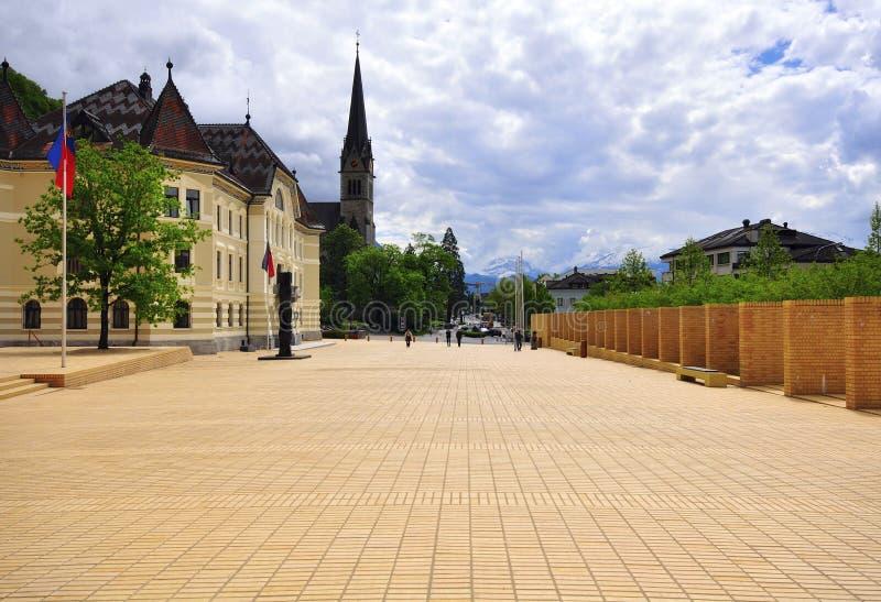 Vaduz, Liechtenstein fotografia royalty free