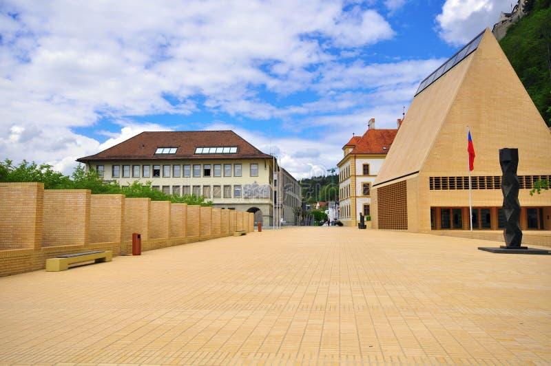 Vaduz, Liechtenstein zdjęcia royalty free