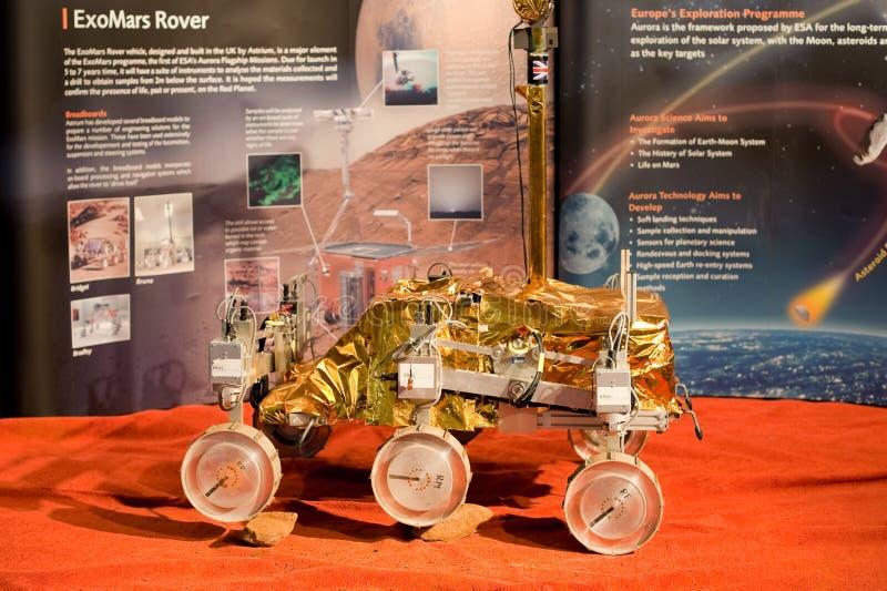 Vagabundo de Marte foto de stock