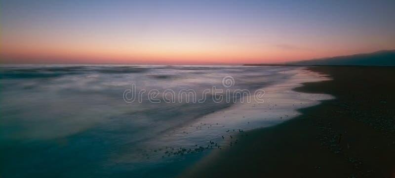 Vage golven stock foto's