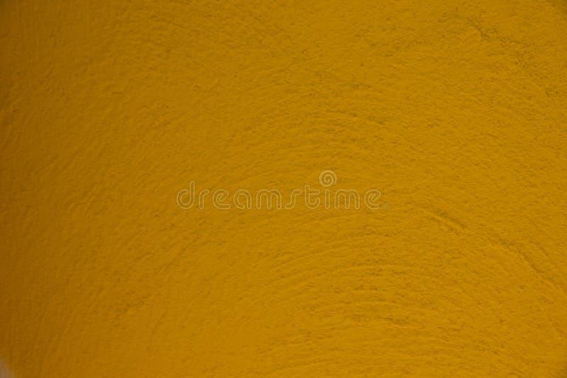 Vage oranje muurtextuur royalty-vrije stock afbeelding