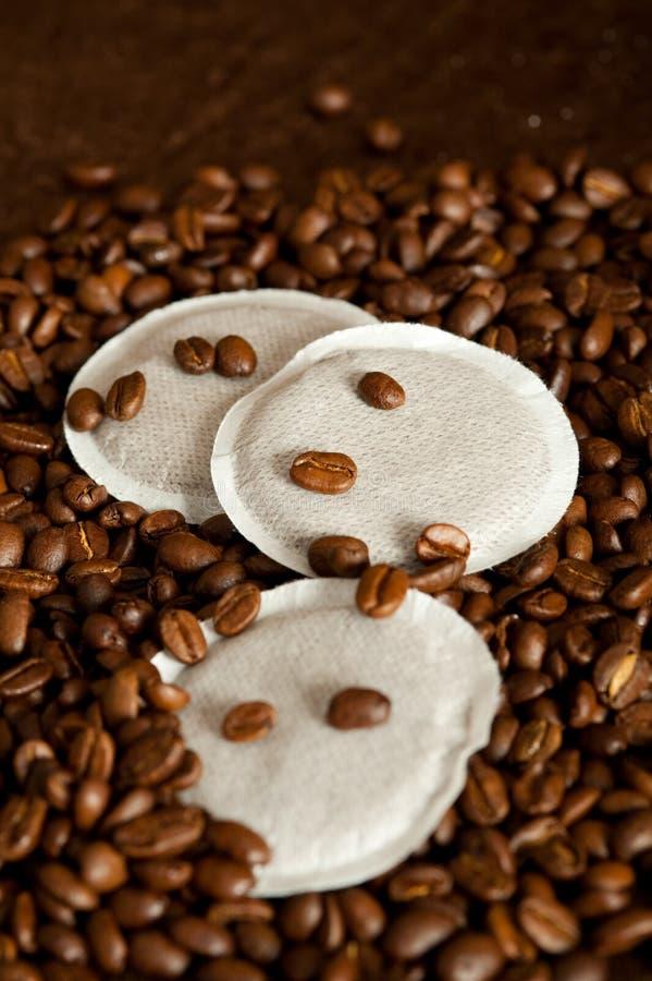 Vagens do café fotos de stock