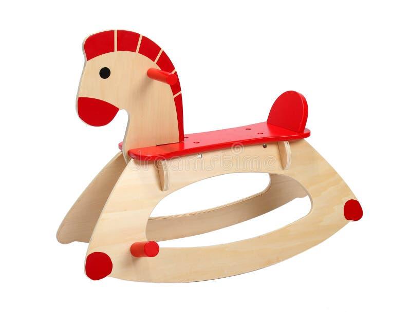 Vagga hästen royaltyfri bild
