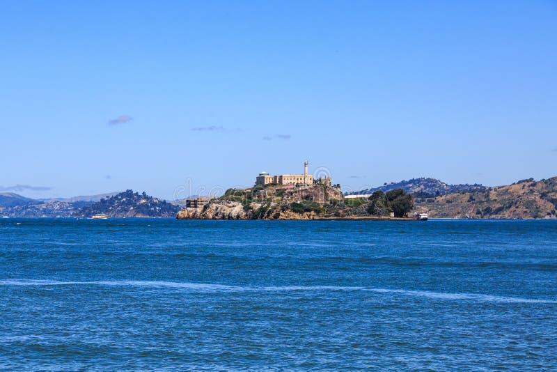 Vagga i San Francisco Bay fotografering för bildbyråer