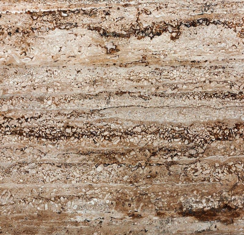 Vagga stenen, textur för granitmarmortravertine arkivfoton