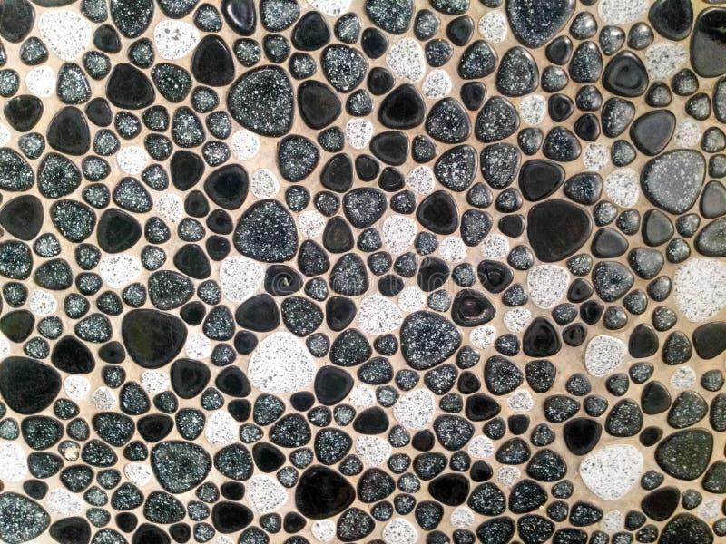 Vagga stenmodellen arkivfoto