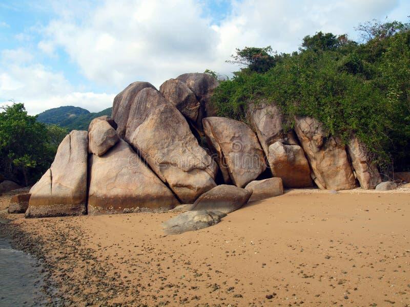 Vaggar av ön Che arkivfoto