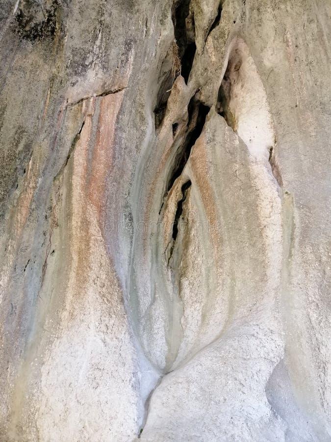 Vagina de la roca fotografía de archivo libre de regalías