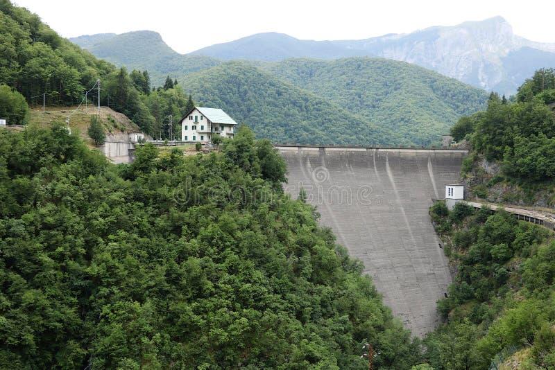 Vagli, Garfagnana, Apuan Alps, Lucca, Tuscany W?ochy 07/09/201 zdjęcia royalty free