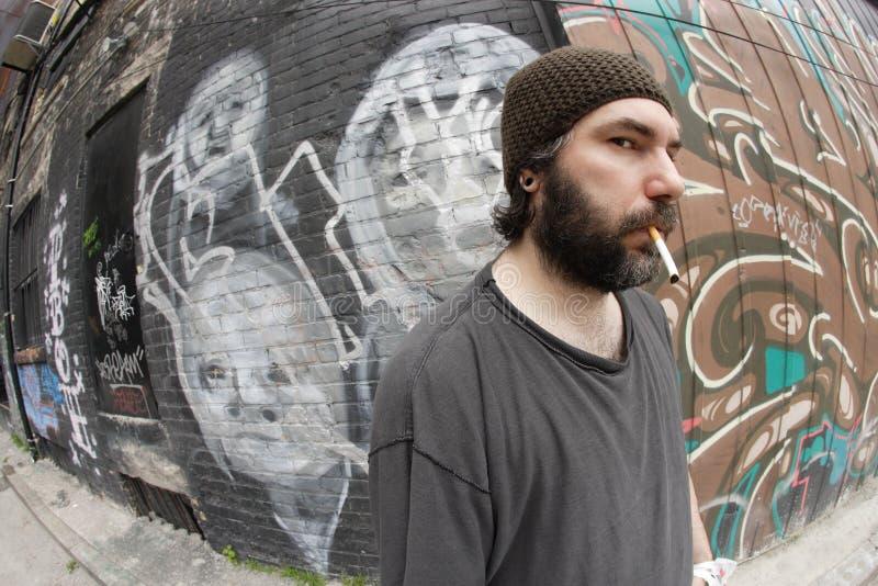 Download Vagrant stock image. Image of graffiti, futile, poor, outside - 7465203