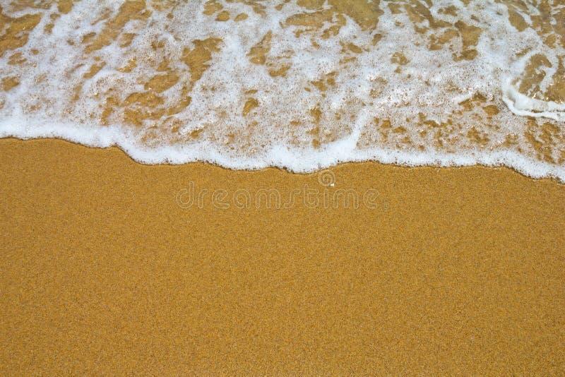 Vague de plage photos libres de droits