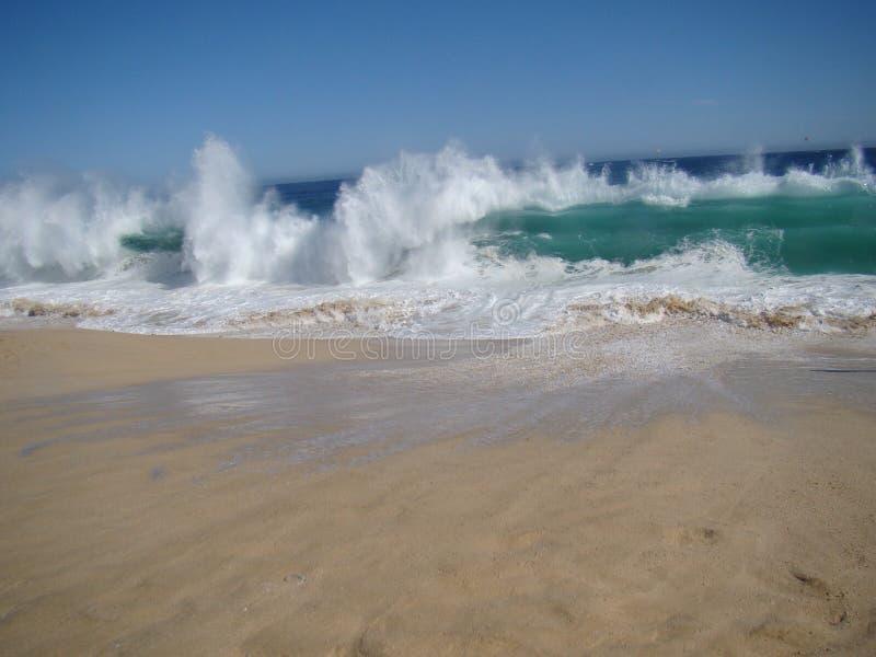 Vagues de Cabo photos stock