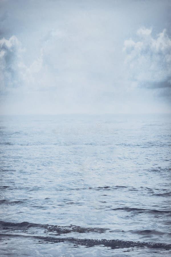 Vagues de mer image libre de droits
