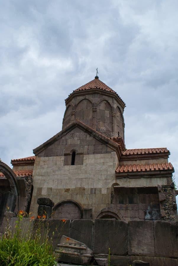 Vahanavank μοναστικό σύνθετο κοντινό Kapan, επαρχία Syunik της Δημοκρατίας Αρμενία στοκ φωτογραφία με δικαίωμα ελεύθερης χρήσης