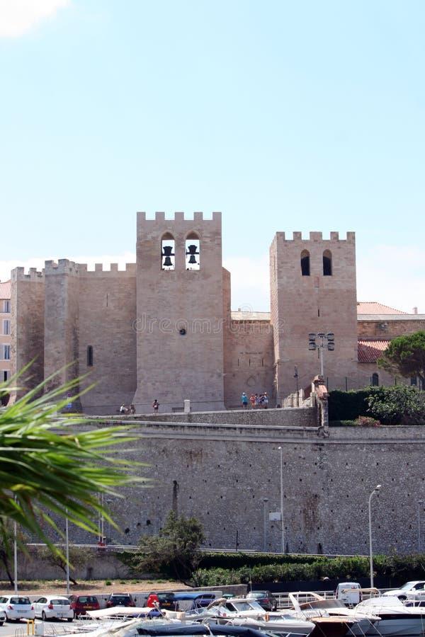 Vainqueur De Saint D église à Marseille Image libre de droits