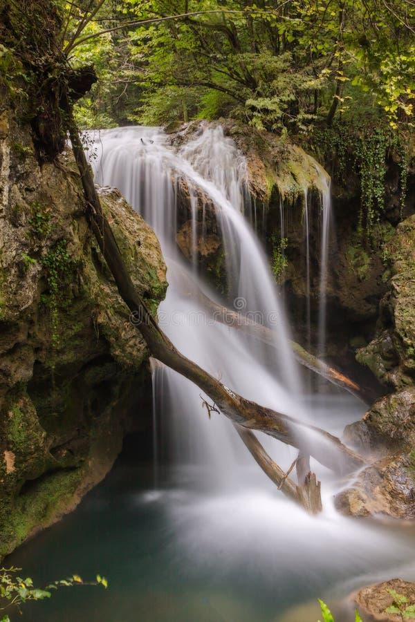 Free Vaioaga Waterfall Royalty Free Stock Image - 57345976