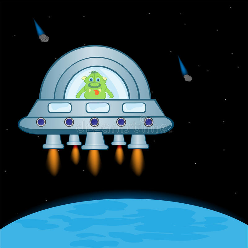 extraterrestre vaisseau