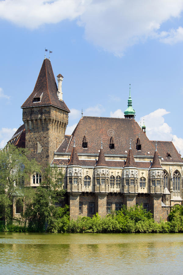 Download Vajdahunyad Castle In Budapest Stock Image - Image: 26988279