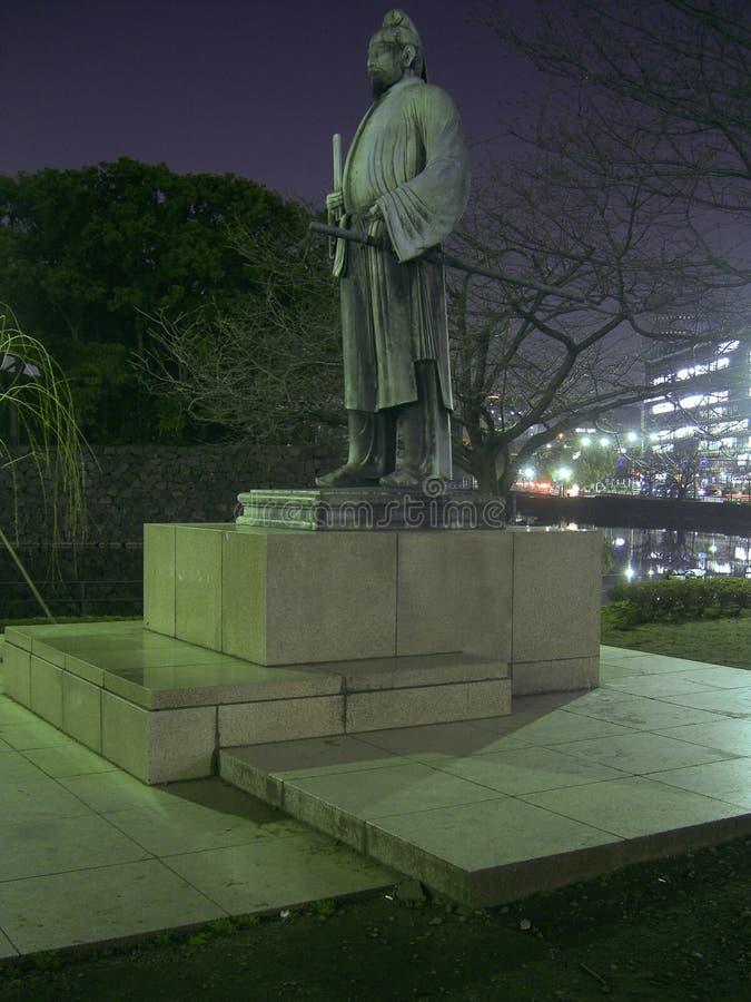 Vak-ingen-Kiyomaro - Tokyo, Japan royaltyfri foto
