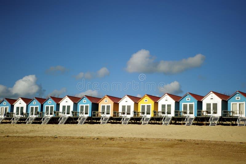 Vakantie bij het Strand royalty-vrije stock fotografie
