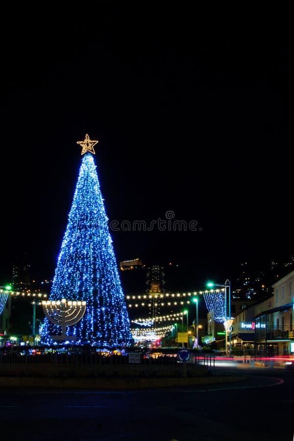 Vakantie in Haifa royalty-vrije stock afbeeldingen