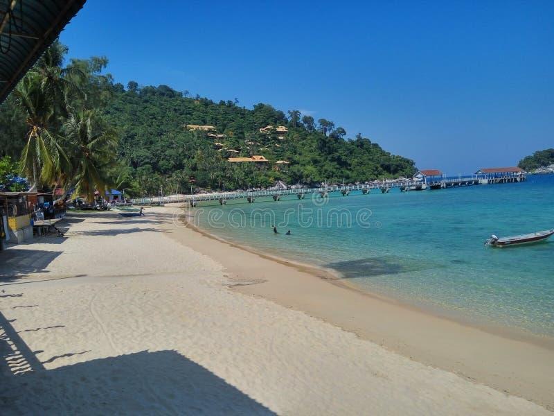 Vakantie Maleisië stock fotografie