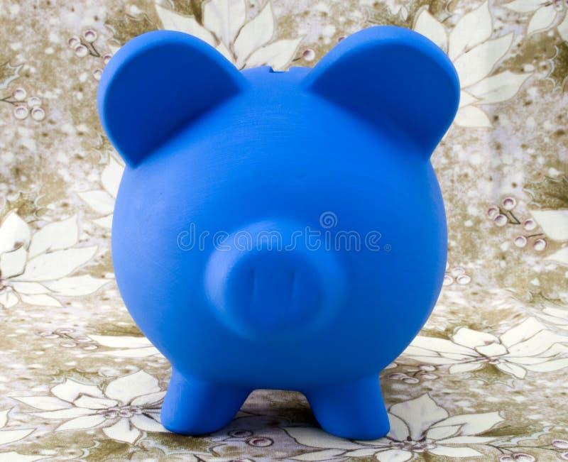 Vakantie Piggy royalty-vrije stock foto's