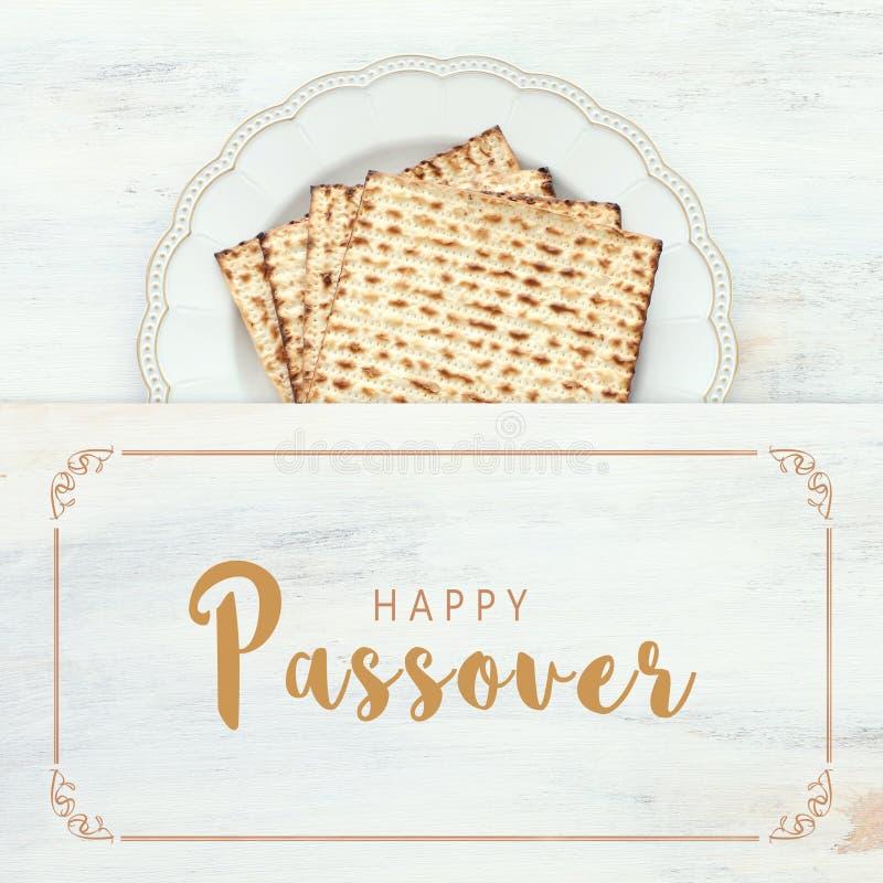 Vakantie van de het concepten de Joodse Pascha van de Pesahviering royalty-vrije stock foto's